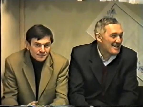 Встреча Владимира Мегре с читателями Минск 2004