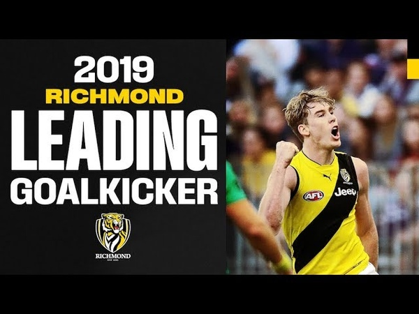 Every goal from Tom Lynch in 2019 | Leading Goalkickers | AFL