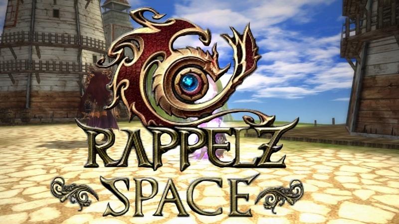 Rappelz Space Прохождение 5 Пофармил и Побил Мобцов