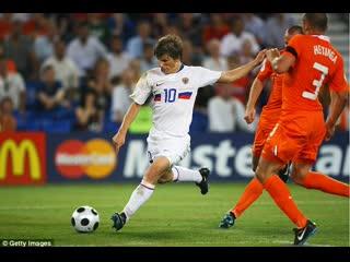 andrei arshavin vs netherlands (euro 2008) genius!!!⚽⚽⚽⚽🔝