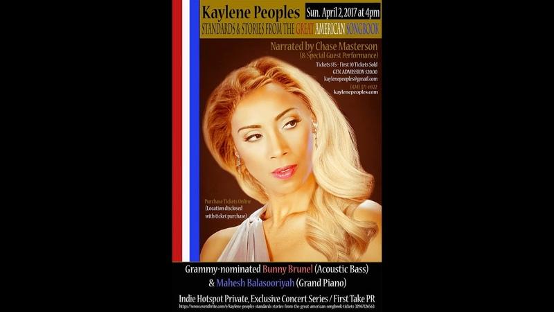 The Illustrious Kaylene Peoples Talks Woodwind and Having Knowledge of Self