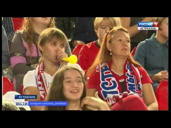Астраханские гандболистки поделились подробностями победы над немками