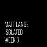 Matt Lange - NY 779