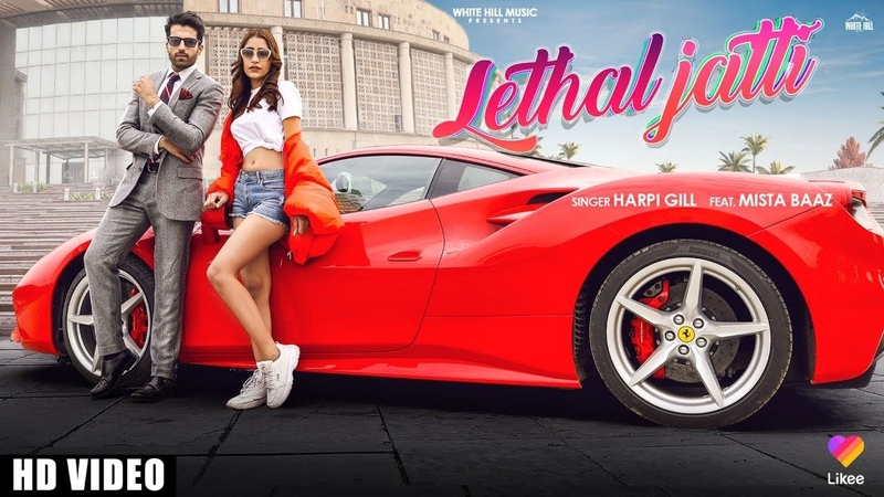 LETHAL JATTI Official Video Harpi Gill ft Mista Baaz Ajay Sarkaria New Punjabi Songs 2020