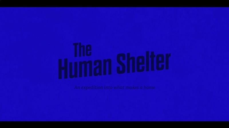 The Human Shelter A film by Boris B. Bertram