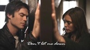 Damon and Elena don't let me down