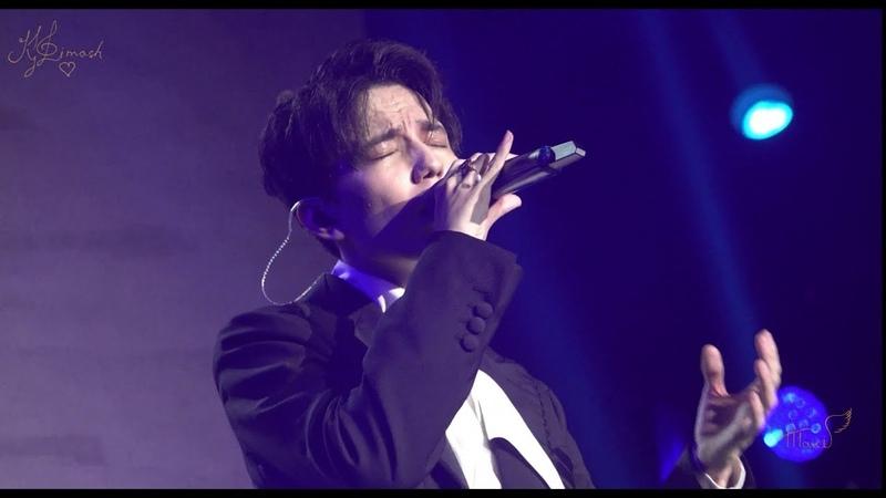【fancam】【4k】Dimash Kudaibergen 迪玛希 20180519 D-dynasty Shenzhen Concert Unforgettable Day