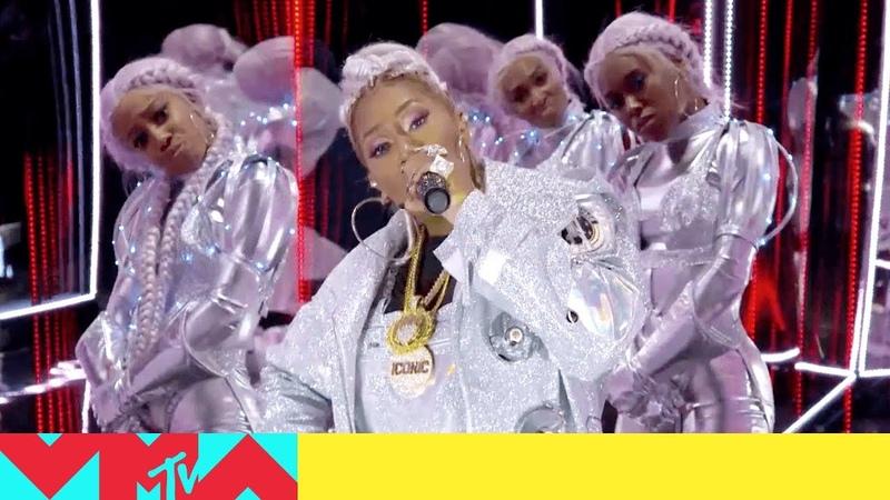 Missy Elliott Performs 'Get Ur Freak On', 'Lose Control' More | 2019 Video Music Awards