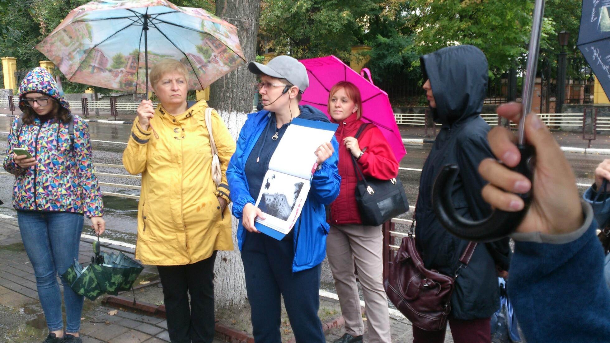Экскурсия бесплатная по Брянску