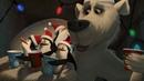 Пингвины из Мадагаскара Операция С новым годом 2005 мультфильм короткометражка комедия