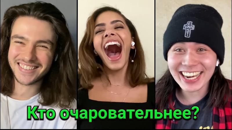 Каст Джинни и Джорджия соревнуется в очаровании rus sub