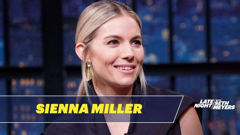 Sienna Miller's Seven-Year-Old Is Pressuring Her to Act in a Kid-Friendly Movie