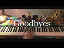 Post Malone - Goodbyes Cover