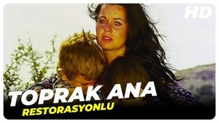 Toprak Ana | Fatma Girik Eski Türk Filmi Tek Parça (Restorasyonlu)