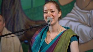 Jahnavi Jivana - Day 1 - Radhadesh Mellows 2020