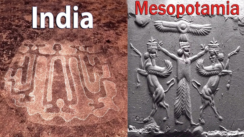 12 000 Year Old Rock Carvings Leave Researchers Baffled