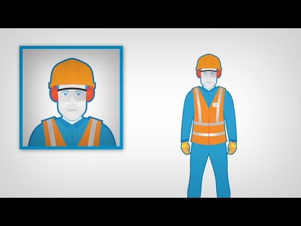ЮИТ – Обучающий ролик по охране труда
