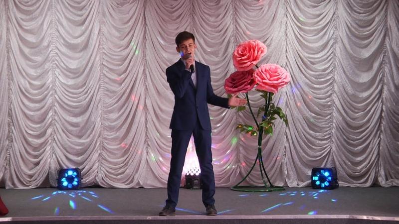 Красников Дмирий Про белые розы Ансамбль Надежда