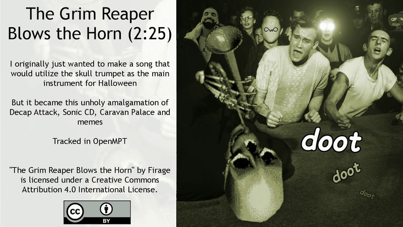 Firage - The Grim Reaper Blows the Horn