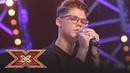 Sting Shape of My Heart Vezi cum cântă Cristian Porcari la X Factor