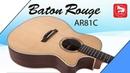 Электроакустическая гитара BATON ROUGE AR81C GACE