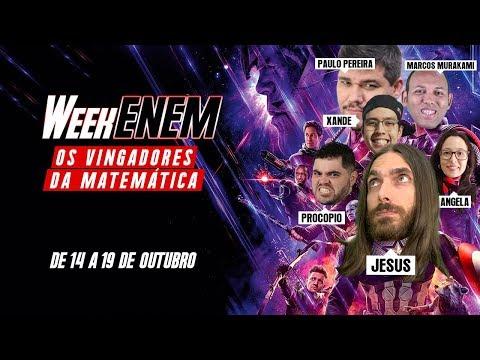 DICAS MATADORAS PRO ENEM 2019 - Combinatória e Probabilidade - Week ENEM - Os Vingadores