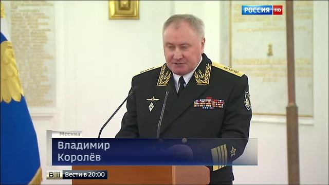 Вести в 2000 • Путин поставил перед силовиками новые задачи