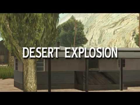 Praya Desert Explosion CATBMX
