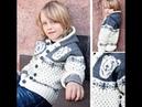 Жакет с капюшоном для мальчика Размер 6 7 лет Часть №1