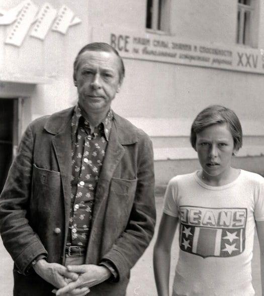 Олег и Михаил Ефремовы.