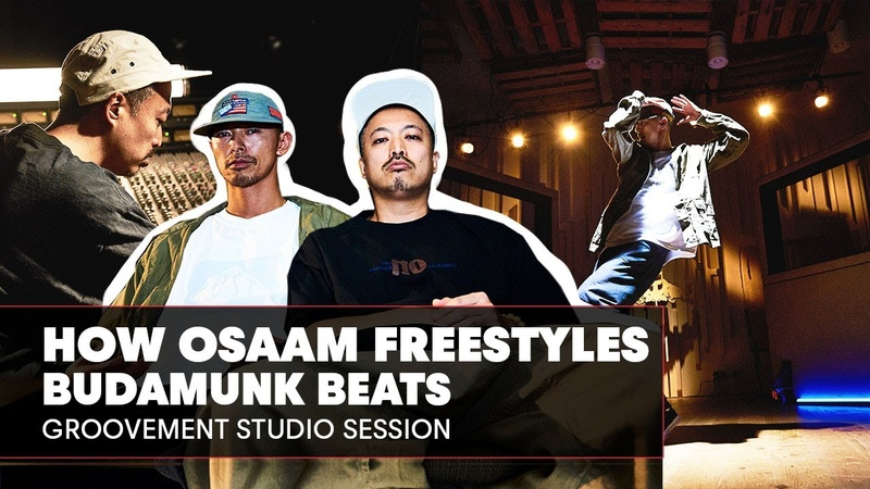 How oSaam Freestyles To BudaMunk Beats GROOVEMENT Studio Session