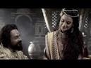 Картик Джаярам в роли Нареша из Ситы и Рамы./ Karthik Jayaram as Ravan from Siya ke Ram.