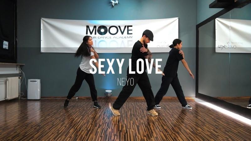 Neyo Sexy Love Daniel Torrey Cabello Choreography