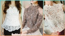 Beautiful edwardian style evening lace blouse and top collection 2020