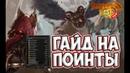 New Dragon Nest Гайд на Поинты