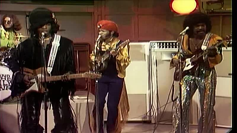 Sly The Family Stone - Thank You (Falettinme Be Mice Elf Again)
