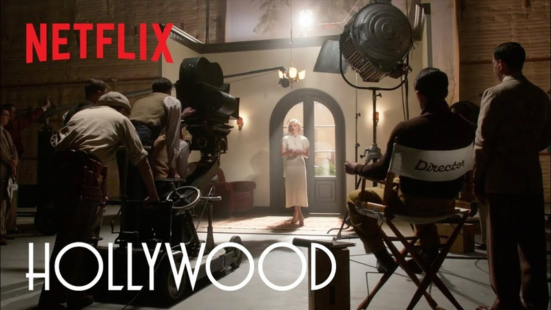 Ryan Murphy's Hollywood The Golden Age Reimagined A Movie Within a Series Netflix