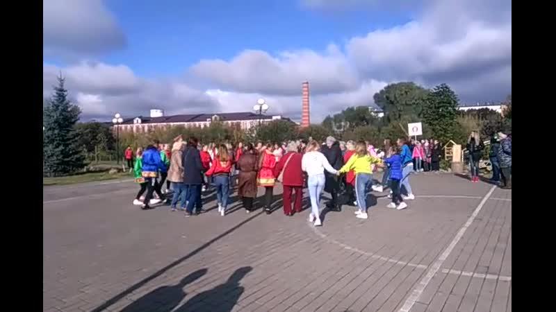 Орехово Зуево акция Наш лес 21 сентября 2019 ул Якова Флиера