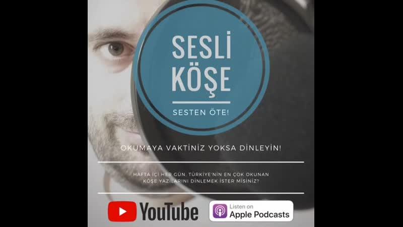 11. Sesli Köşe 10 Ağustos 2019 Cumartesi - Barış Doster ''Türkiye ve...''.mp4