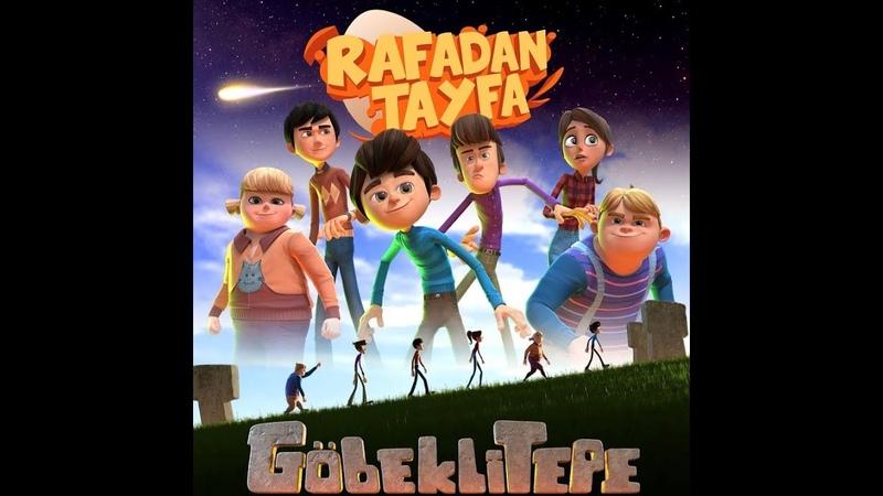 Rafadan Tayfa Göbeklitepe şarkısı! Tanıtım Klibi