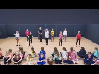 Girly Style   Танцы для детей Пермь   Танцуя Мечту