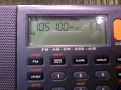 105.1 Vikerraadio(Kapu/Koeru raadio- ja telemast (Jae)~322km