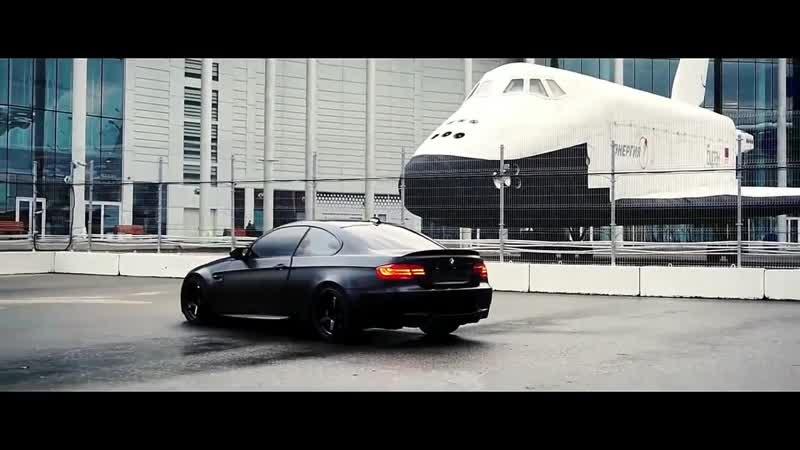 🔊 ПЗЖЕ У НАС ЕСТЬ МЫ МИНУС Сумасшедший дрифт BMW M3 E92 Черный дьявол
