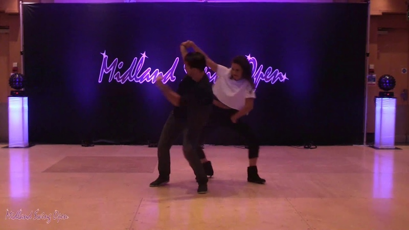 STREAMRIP Maxence Martin Virginie Grondin Lead Follow Midland Swing Open 2019