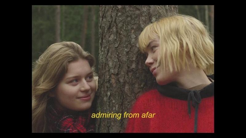 Girl in red - we fell in love in october