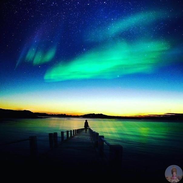 Великолепные фото сделанные в Норвегии