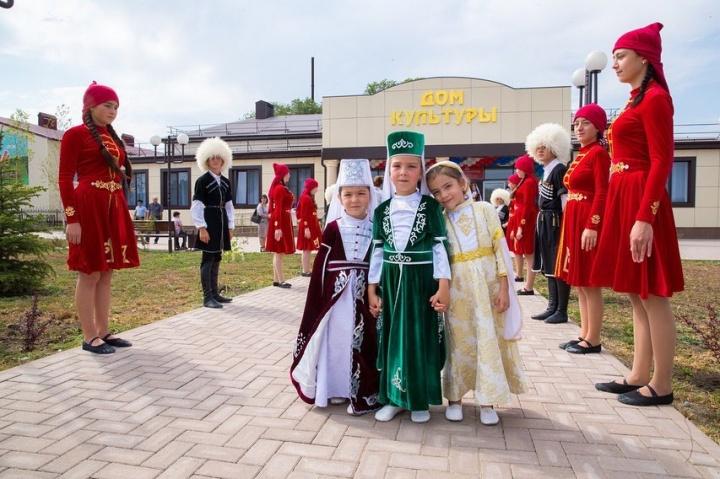 В КЧР открылся новый Дом культуры на территории Адыге-Хабльского района