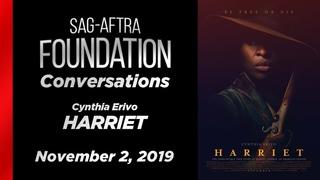 Conversations with Cynthia Erivo of HARRIET