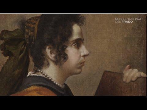 Obra comentada Las reproducciones de Sibila de Velázquez