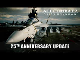 ACE COMBAT 7  25th Anniversary Update - US Skin Series